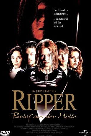 Ripper - Briefe aus der Hölle -- via Amazon Partnerprogramm