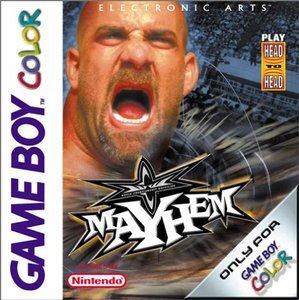 WCW Mayhem (GBC)