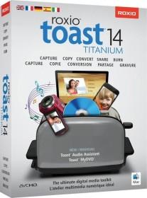 Roxio Toast 14.0 Titanium (multilingual) (MAC)