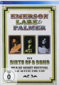 Emerson, Lake and Palmer - The Birth of a Band (DVD)