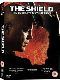 The Shield Season 6 (DVD) (UK)