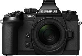 Olympus OM-D E-M1 schwarz mit Objektiv M.Zuiko digital ED 12-50mm (V207015BE000)