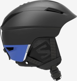 Salomon Pioneer C.Air Helmet black/race blue (men) (408389)