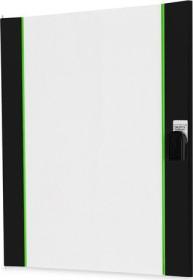 Digitus Professional Sicherheitsglastür front, schwarz, 16HE (DN-19-D-16U-B-PHC)