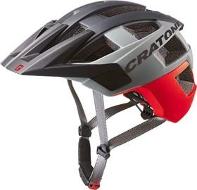 Cratoni AllSet Helm rot/schwarz matt (110305E1/110305E2)