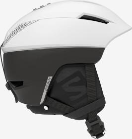 Salomon Pioneer C.Air Helm weiß/schwarz (Herren) (408945)