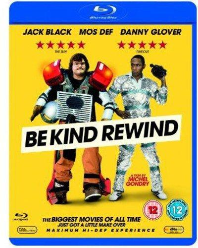 Be Kind Rewind (Blu-ray) (UK) -- via Amazon Partnerprogramm