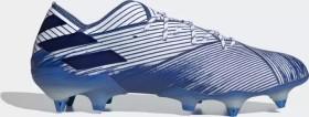 adidas Nemeziz 19.1 SG cloud white/royal blue (Herren) (FU8497)