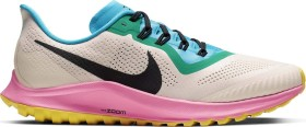 Nike Air Zoom Pegasus 36 Trail light orewood brown/pink blast/blue lagoon/black (Herren) (AR5677-101)