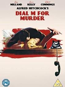 Dial M for Murder (DVD) (UK)