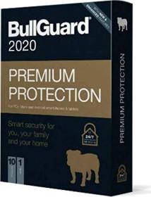 BullGuard Premium Protection 2020, 10 User, 1 year (German) (Multi-Device)