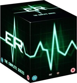 Emergency Room Box (Season 1-15) (UK)