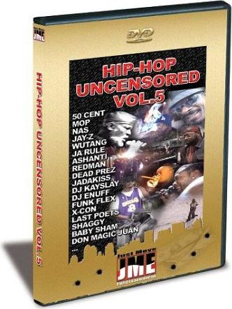 Hip Hop Uncensored Vol. 5 -- via Amazon Partnerprogramm