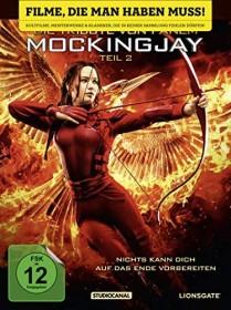 Die Tribute von Panem - Mockingjay Teil 2 (DVD)
