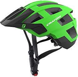 Cratoni AllSet Helm neongreen/black matt (110602E1/110602E2)