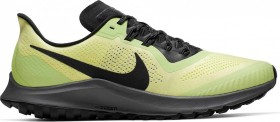 Nike Air Zoom Pegasus 36 Trail luminous green/black/lab green/burgundy ash (Herren) (AR5677-300)
