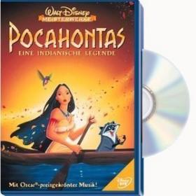 Pocahontas (Disney) (DVD)
