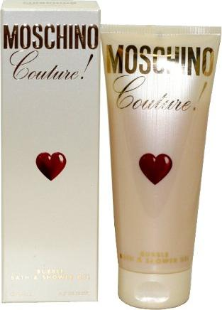 Moschino Couture! Bubble Bath and Shower Gel 200ml -- via Amazon Partnerprogramm