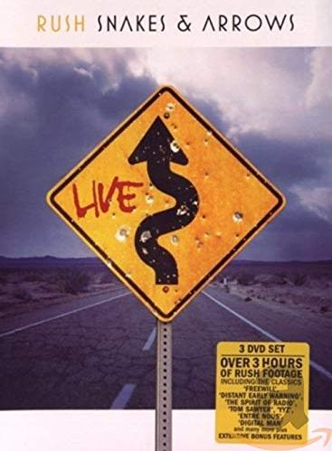 Rush - Snakes And Arrows Live -- via Amazon Partnerprogramm