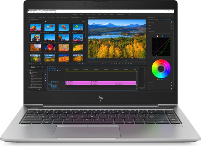 HP ZBook 14u G5, Core i7-8550U, 16GB RAM, 1TB SSD, PL (6KP02EA#AKD)