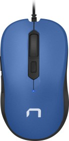 Natec Drake Wired Mouse blau, USB (NMY-0919)