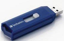 Verbatim Store 'n' Go Drive Retractable 2GB, USB-A 2.0 (47331)