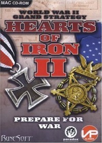 Hearts of Iron 2 (MAC)
