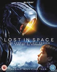Lost Season 1 (Blu-ray) (UK)