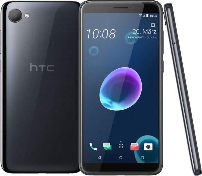 HTC Desire 12 Dual-SIM schwarz