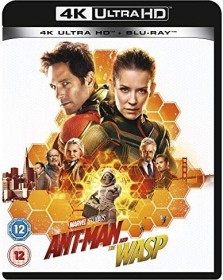 Ant-Man and the Wasp (4K Ultra HD) (UK)