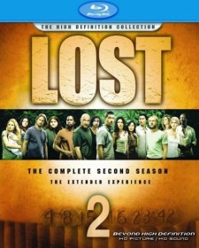 Lost Season 2 (Blu-ray) (UK)