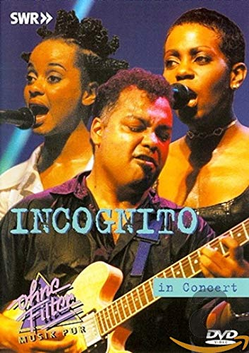 Incognito - In Concert, ohne Filter -- via Amazon Partnerprogramm