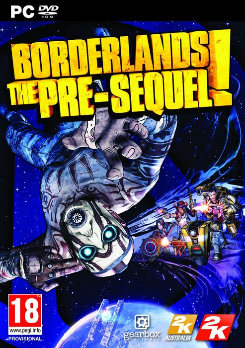 Borderlands: The Pre-Sequel (PC)
