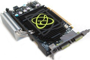 XFX GeForce 7950 GT 610M XXX, 512MB DDR3, 2x DVI, TV-out, PCIe (PV-T71J-YHD)