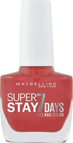 Maybelline Superstay Forever Strong 7 Nagellack 08 passionate red, 10ml