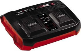 Einhell Power-X-Twincharger 3A charger (4512069)