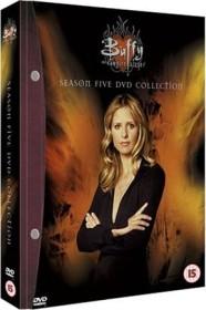 Buffy - The Vampire Slayer Season 5 (UK)