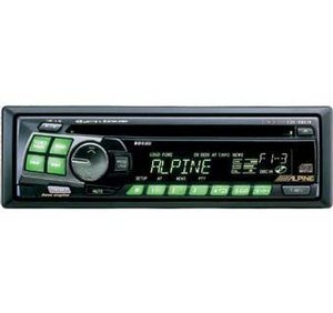 Alpine CDE-9801R