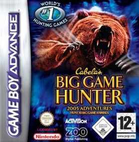 Big Game Hunter 2005 Adventures (GBA)