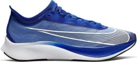 Nike Zoom Fly 3 racer blue/wolf grey/black/white (Herren) (AT8240-400)