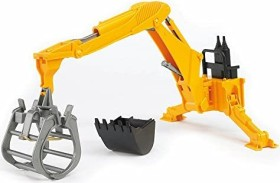 Bruder Professional Series Rear Digger with Grabber (02338)