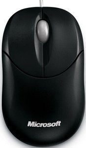 Microsoft Compact Optical Mouse 500 black, USB (U81-00008)