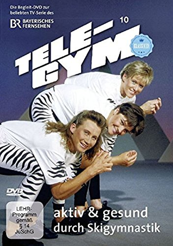 Tele-Gym: Skigymnastik -- via Amazon Partnerprogramm
