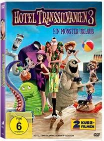 Hotel Transsilvanien 3: Ein Monster Urlaub (DVD)