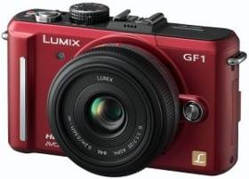 Panasonic Lumix DMC-GF1 rot Body
