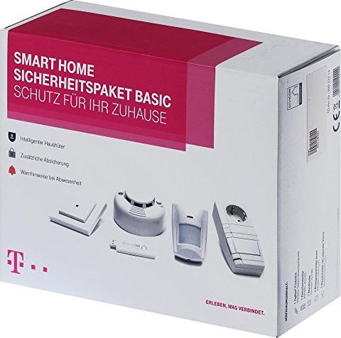 Telekom Qivicon Smart Home Security Package Basic Set Starting From