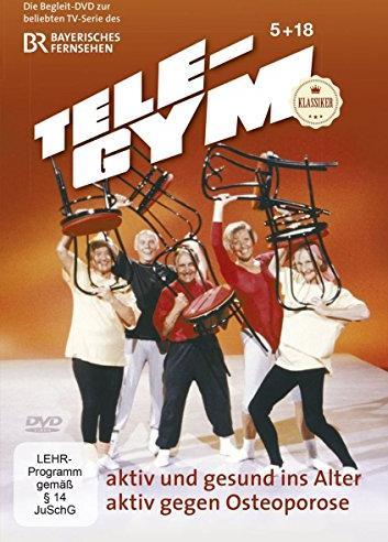 Tele-Gym: Aktiv im Alter/Osteoporose -- via Amazon Partnerprogramm