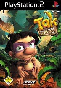 Tak und die Macht des Juju (deutsch) (PS2)