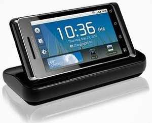 Motorola docking station for Milestone 2