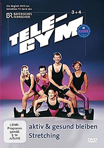 Tele-Gym: Aktiv und gesund bleiben/Stretching -- via Amazon Partnerprogramm